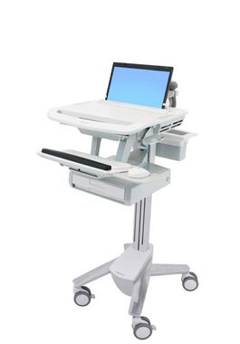 styleview laptop cart 1 drawer