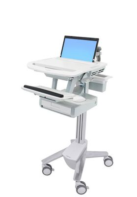 STYLEVIEW LAPTOP CART1 DRAW ER