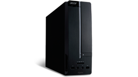 Aspire XC600 Intel Dualcore G1610, 6GB RAM, 500GB HD, Intel HD Graphics, DVD±RW, Windows 8