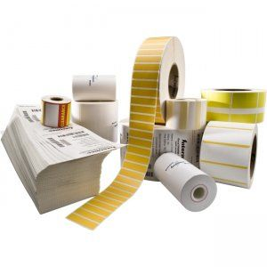 Receipt, Duratherm ECO, 57mm x cont, 33m, 50roll/ box,  19mm core, Out Ø 57mm, PB21/2, PB51