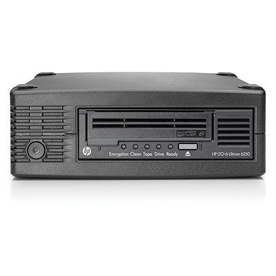 LTO-6 Ultrium 6250 Ext Tape Drive