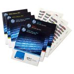 Hewlett Packard Enterprise LTO-6 Ultrium RW Bar Code Label Pack (Q2013A)