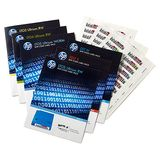 Hewlett Packard Enterprise LTO-6 Ultrium RW Bar Code Label Pack