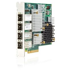 Hewlett Packard Enterprise 3PAR StoreServ 7000 4-port 8Gb/sec Fibre Channel Adapter (QR486A)