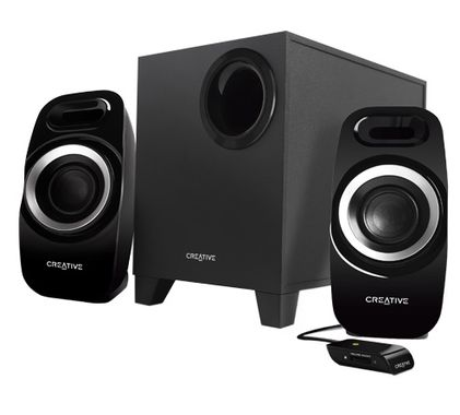 INSPIRE T3300 2.1 SPEAKER BLACK                            IN SPKR