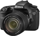 CANON EOS 7D hus 18 MPix SLR with 15-85IS