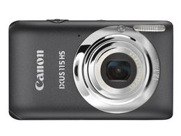 CANON Digital IXUS 115 grey, 12.1MP