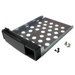 QNAP HDD Tray black 2.5Inch + 3.5Inch for TS-119+/ 219+/ 419P+/ 419P II/412 TS-x53A (SP-TS-TRAY-WOLOCK)