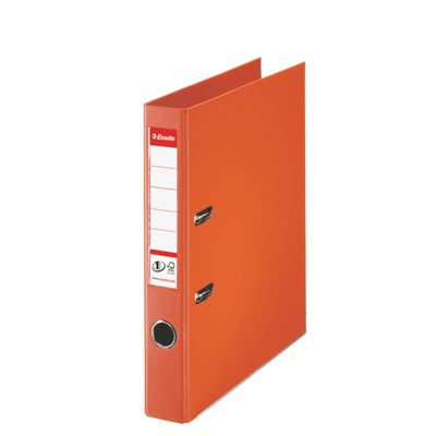 Esselte binder LAF No1 Power PP A4/50mm Orange - FSC