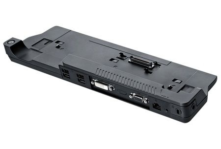 PORTREPLICATOR WITH AC-ADAPTER 210W/ FOR H910