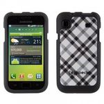 SPECK Samsung Galaxy S Fitted - TartanPlaid White