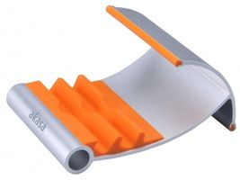 Leo Aluminium Tablet Stand  - orange