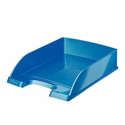 Leitz WOW letter tray Plus blue