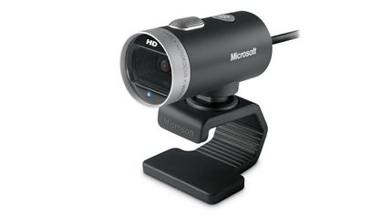 MICROSOFT MS LifeCam Cinema Windows USB EG Hdwr CD (ML) (H5D-00014)