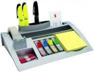 Post-it Desk Organiser Grijs