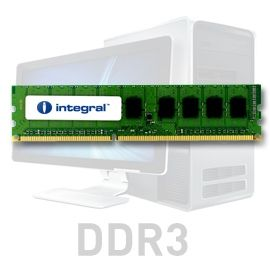 8GB DDR3 PC3-12800 1600MHz ECC Un-Buffered 3rd Party DIMM
