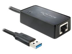 DELOCK USB3 til Gigabit LAN adapter (62121)