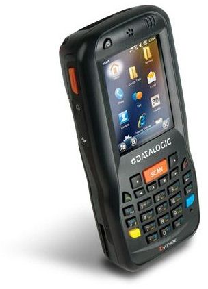 Datalogic Lynx BT, 802.11 b/g/n, Std Laser, Win Emb 6.5, 46-Key Qwerty