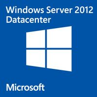 Windows Server Datacenter 2012 2CPU