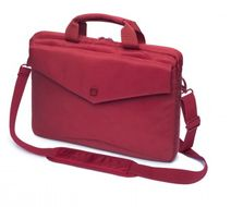 DICOTA CODE SLIM CASE 15 RED NOTEBOOK CASE ACCS (D30607)