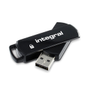 INTEGRAL Flashdrive Secure 360 8GB, Software encryption AES 256 bit