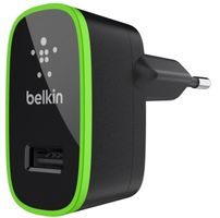 Wall charger/ 1x2.1A micro iPHONE5 BLACK