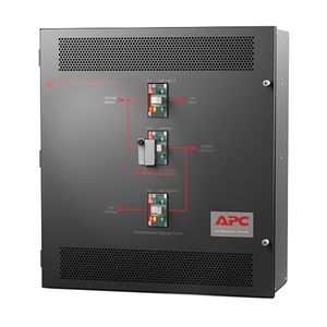APC MAINTENANCE  BYPASS PANEL 208V 10-15KVA WALLMOUNT (SBPSU10K15F-WP)
