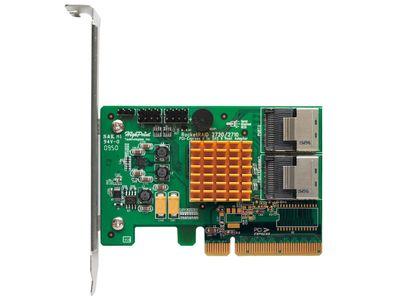 HIGHPOINT Rocket 2720SGL 8ch PCI-E 2.0X4 to SAS/SATA III (RR2720SGL)