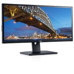 "TFT 29"" U2913WM 2560 x 1080, IPS, LED, VGA, USB, DVI-D, HDMI, DP"