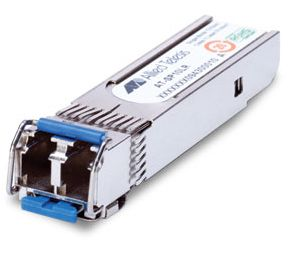 Allied Telesis 10km 1310nm 10G Base-LR SFP+ - Hot Swappable. Industrial Temp (AT-SP10LR/I)