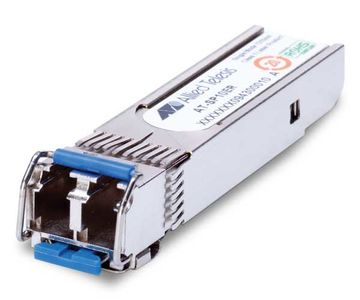 Allied Telesis 40km 1550nm 10G Base-LR SFP+ - Hot Swappable. Industrial Temp (AT-SP10ER40/I)