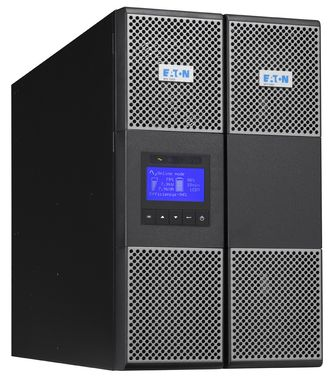 """9PX 11000i On-Line 6U 19"""" Rack / Tower UPS with Bypass Switch & Network MS SNMP/ Ethernet adapter & Rackmount kit 230 V 11 kVA / 10 kW 3 min (10 min @50%). Input hardwired 230 V AC.  Output: 4x 1"""