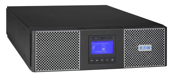 """9PX 5000i Netpack On-Line 3U 19"""" Rack / Tower UPS  with Network MS SNMP/ Ethernet adapter and Rackmount kit  230 V 5000VA / 4500 W 3,5 min (13 min @50%). Input hardwired 230 V AC.  Output: 4x 10"""