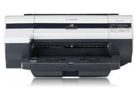 "Printer iPF 510 17"" LFP, med  Printer Stand ST-11 och Auto Roll Feed Unit RU-02  (levereras omonterat i 3 kollin) ."