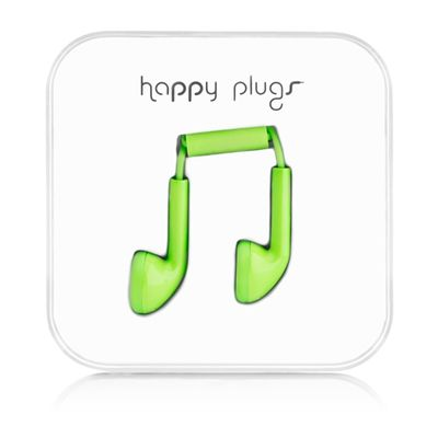Plug in colorHappy is not only about excellent sound. Adding color to your music is equally important. Headphones are a fashion accessory you wear every day. We believe that you deserve headphon