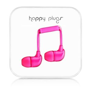 HAPPY PLUGS In-Ear - Hodesett - i øret