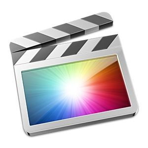 APPLE Final Cut Pro X Single License (D6109ZM/A)