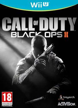 Call of Duty Black Ops II  - WII U