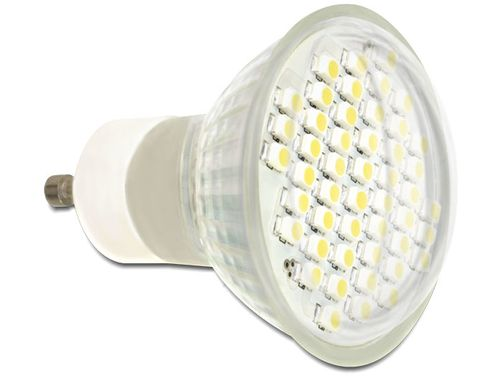 GU10 LED illuminant 2.5 w warm white