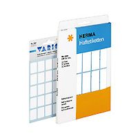 Herma multi-purpose labels, white, 22 x 32 mm., white,  (Pack of 640 labels)
