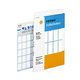 HERMA multi-purpose labels, 32 x 82 mm, white, (box of 192 labels)