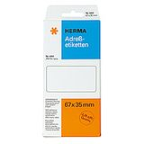 HERMA HERMA ADDRES LABEL 67X35 (250)