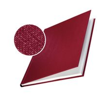 Cover hard linen 14mm Burgundy Box of 10