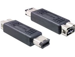FireWire-Adapter FW400 6pin -> FW800 9pin S