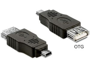 DELOCK USB Adapter USB A