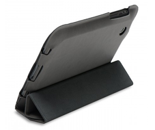 BOOK CASE F/SAMSUNG GALAXY TAB 2 7.0, GREY ACCS