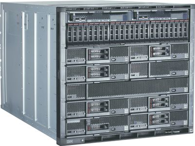 IBM Flex Sys Enter Chassis (8721A1G)
