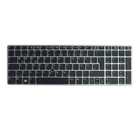 Keyboard w/ Pointing Stick 8570p - SE FI
