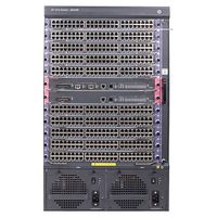 7510 Switch with 2 48-port Gig-T PoE+ Modules and 768Gbps MPU