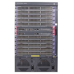 Hewlett Packard Enterprise 7510 Switch with 2